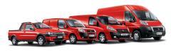 Die Viererbande von Fiat Professional