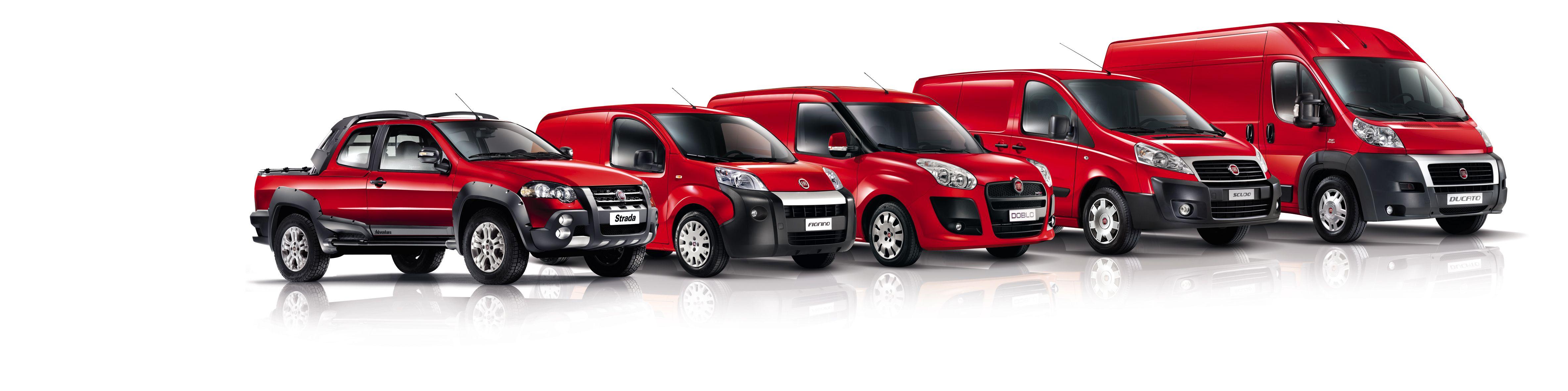 Null-Prozent-Finanzierung: Alle Transporter von Fiat Professional