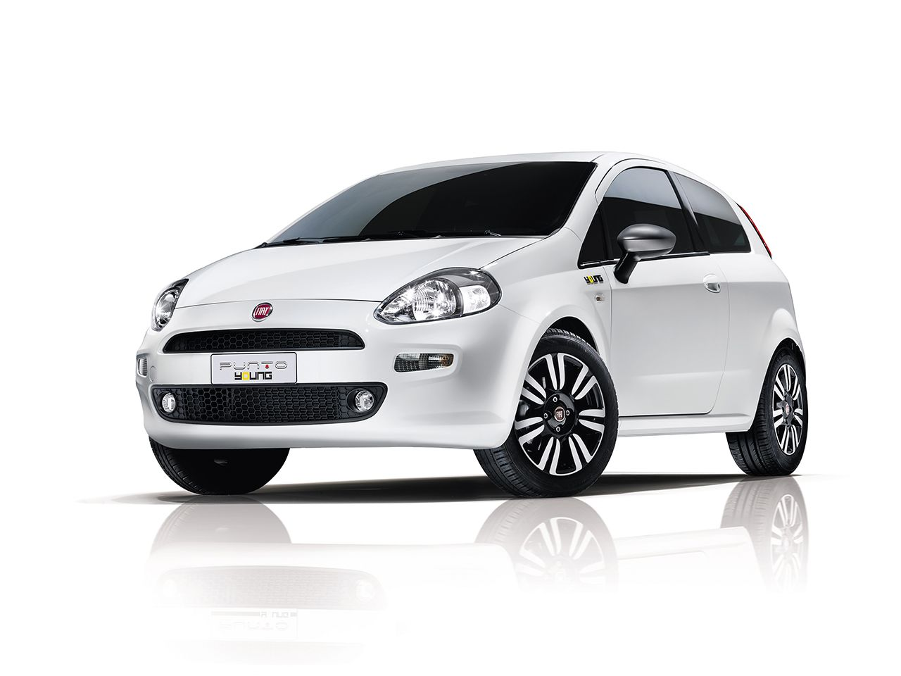 Sondermodelle: Fiat Panda Young & Fiat Punto Young